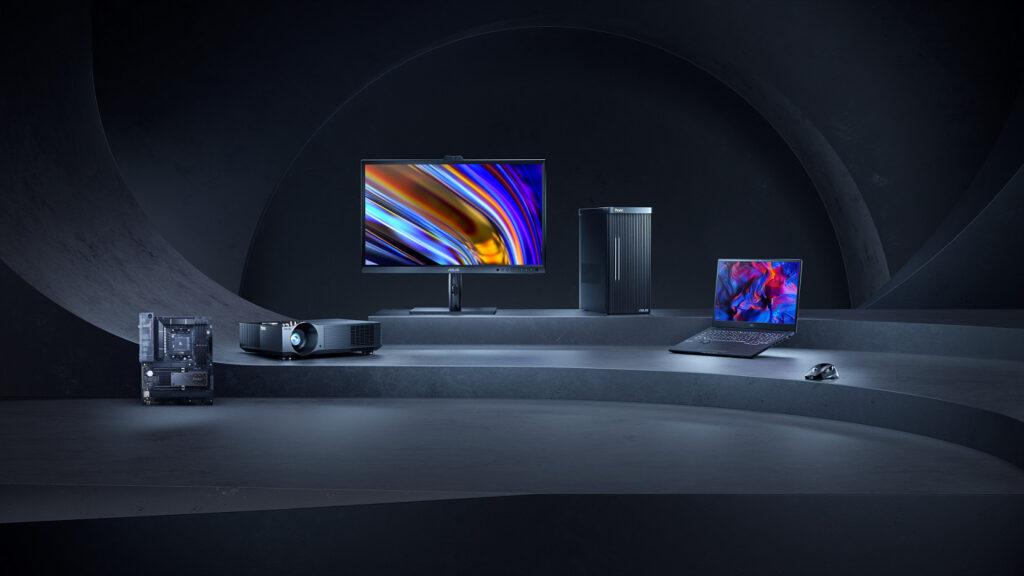 ASUS creator laptop lineup