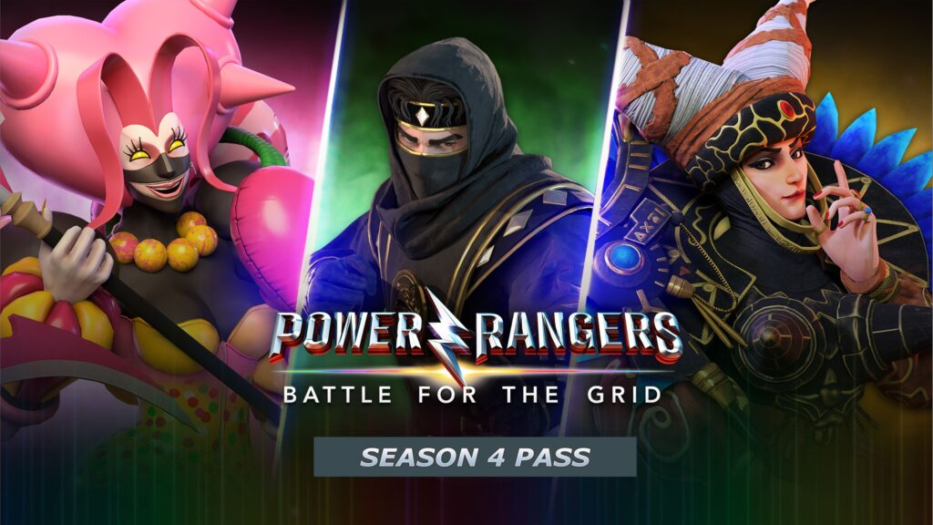 Power Rangers: Battle For The Grid Season 4 Details And Trailer Has Unveiled 14