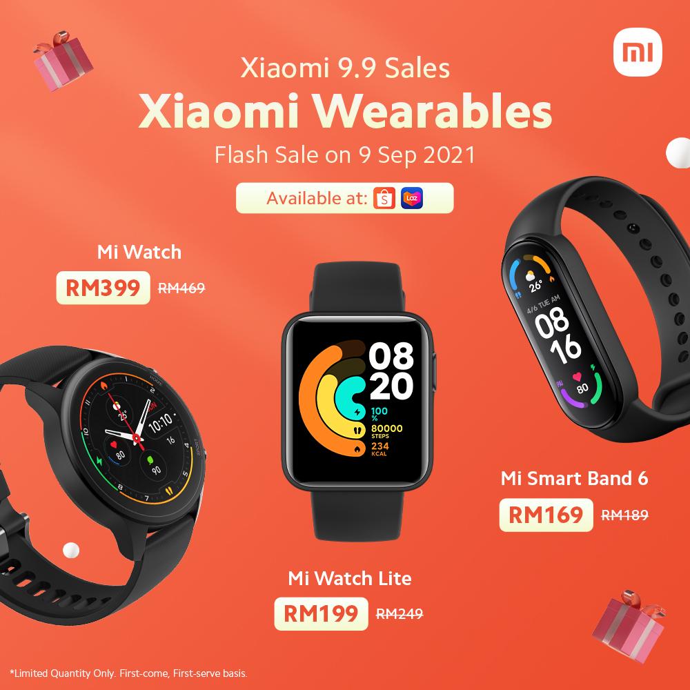 Xiaomi 9.9 Sales