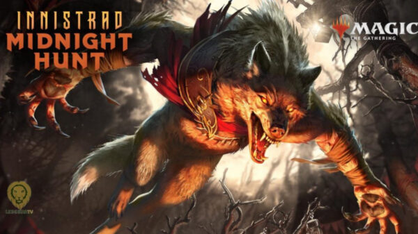 Explore The Magic's New Set Midnight Hunt and Become What You Fear 13