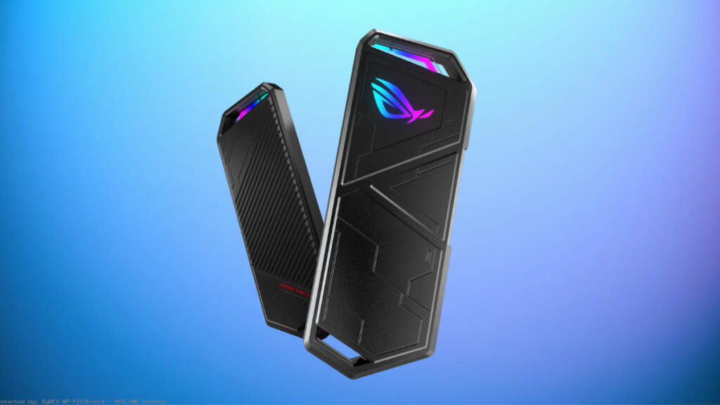 ASUS Republic of Gamers Launches Strix Arion S500 13