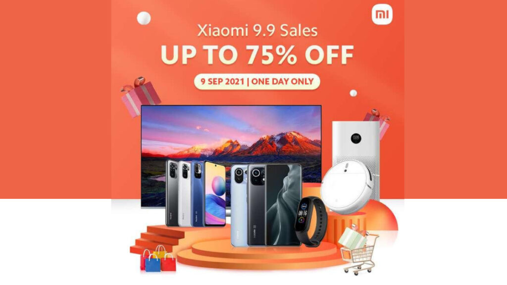 Xiaomi Is Back With Great 9.9 Sales 18