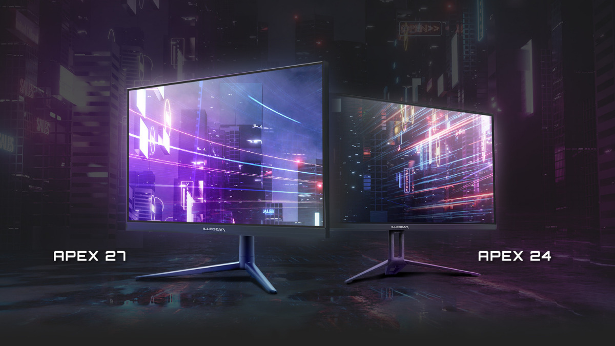 ILLEGEAR Launches APEX 24 And APEX 27 Gaming Monitors; Starting From RM739 31
