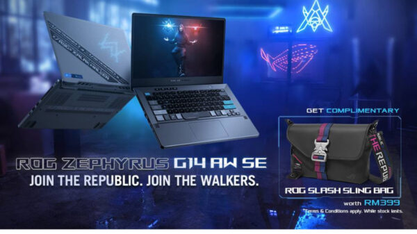 ROG Zephyrus G14 Alan Walker Special Edition Is Available In Malaysia; Priced At RM7,999 20