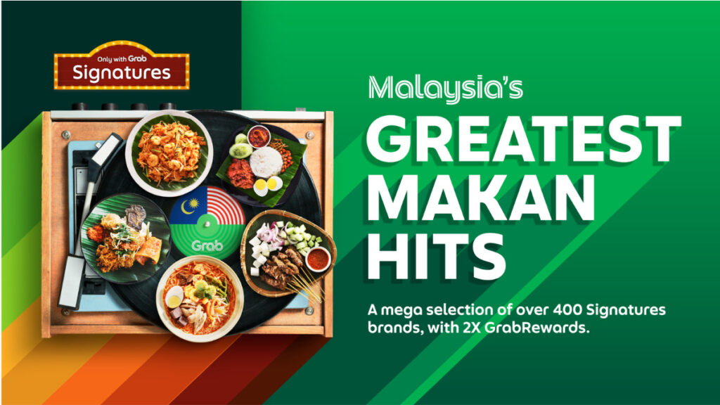 Grab Is Celebrating Malaysia's Greatest Makan Hits With All Things Local On Malaysia Day 14