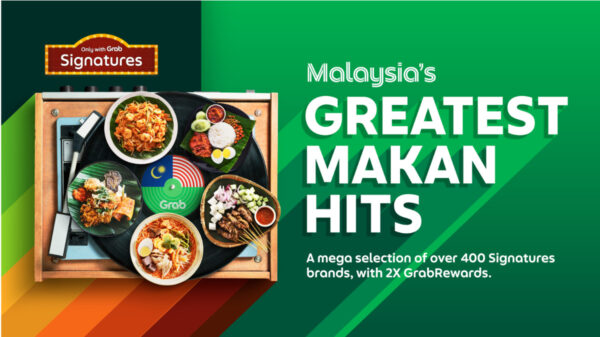 Grab Is Celebrating Malaysia's Greatest Makan Hits With All Things Local On Malaysia Day 4