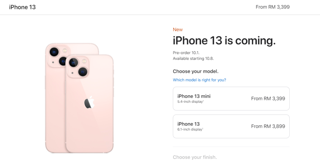 Get Up To Speed: Apple iPhone 13 and iPhone 13 mini 20
