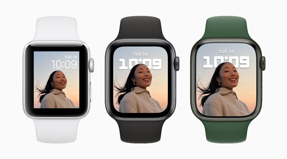Apple Watch Series 7 Unveiled Featuring Larger, More Advanced Display 25