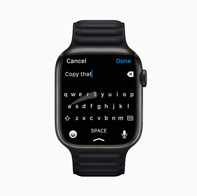 Apple Watch Series 7 Unveiled Featuring Larger, More Advanced Display 27