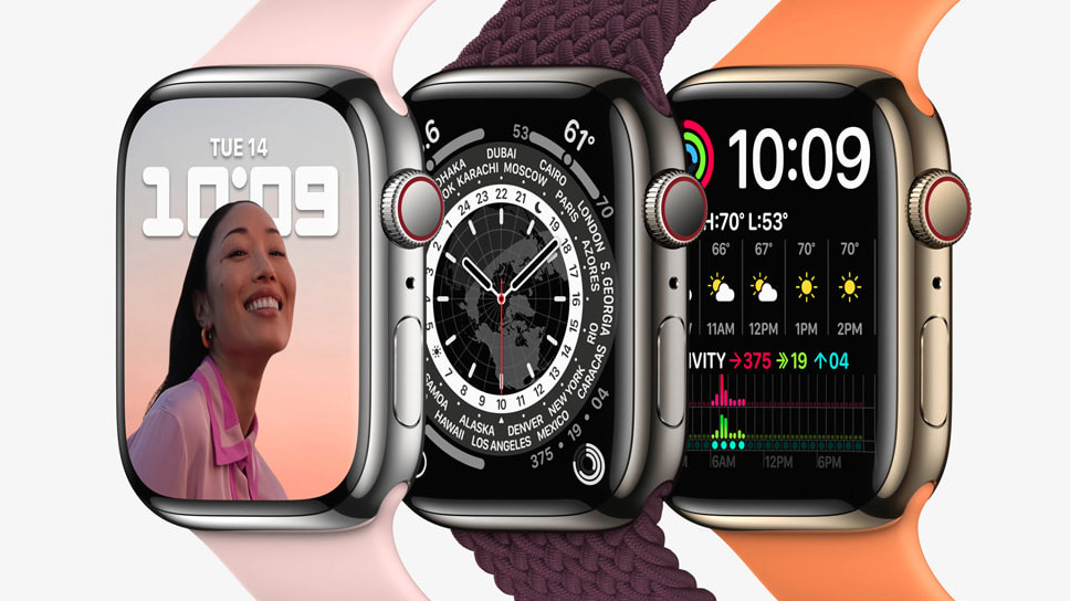 Apple Watch Series 7 Unveiled Featuring Larger, More Advanced Display 30