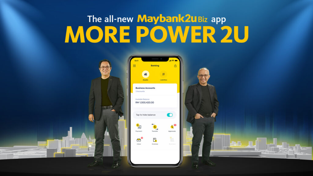 Maybank Launches Maybank2u Biz To Empower SMEs In Digital Transformation 20