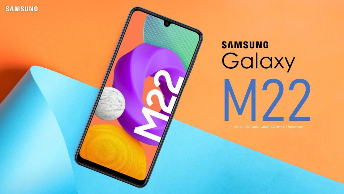 The New Samsung Galaxy M22 Is available On Samsung Online Store and Shopee Now; Priced At RM899 20
