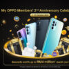 OPPO Members' 2nd Anniversary Celebration Offers RM2 Deals and Rewards Worth Up to RM4 million 27