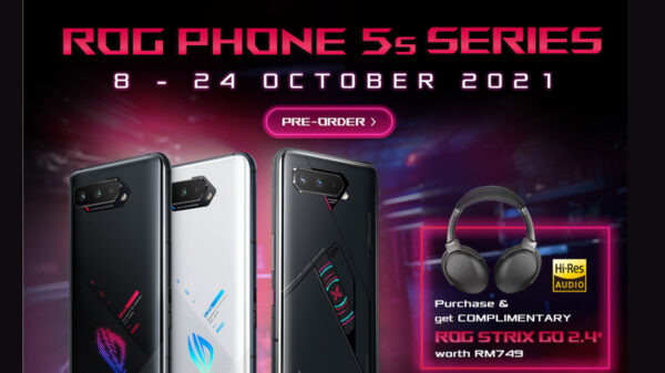 ASUS launches ROG Phone 5s Series; Priced From RM2,999 18