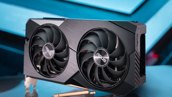 ASUS Launches Dual Radeon RX 6600 Graphics Card, Priced At RM2,200 6