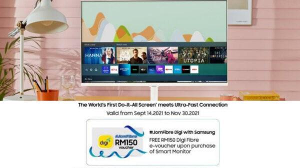 Own Samsung Smart Monitor From RM1,088 And Get A Free RM150 JomFibre Digi E-Voucher 22