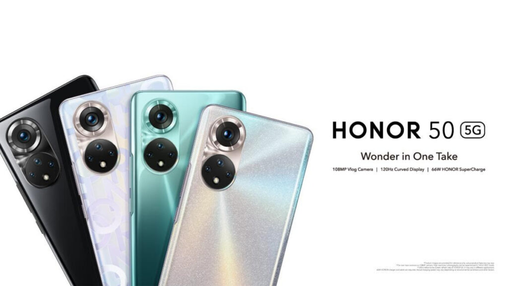 HONOR Officially Launches HONOR 50 With Google Mobile Services; Price starting at RM 1,699 14
