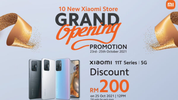 In Celebration Of The Grand Opening Of 10 New Xiaomi Stores, Xiaomi 11 Lite 5G Offers RM 200 Off 8