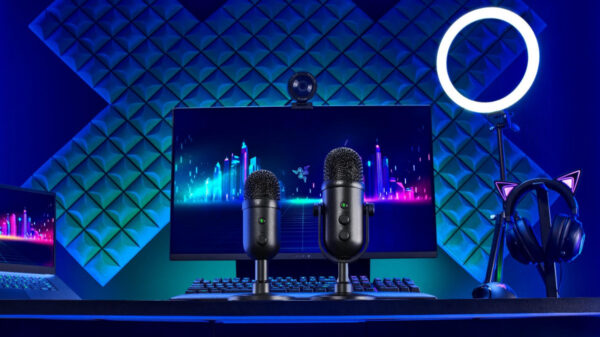 Razer Unveils New Microphones, Seiren V2 Pro And Seiren V2 X; Priced At RM729 And RM489 Respectively 4